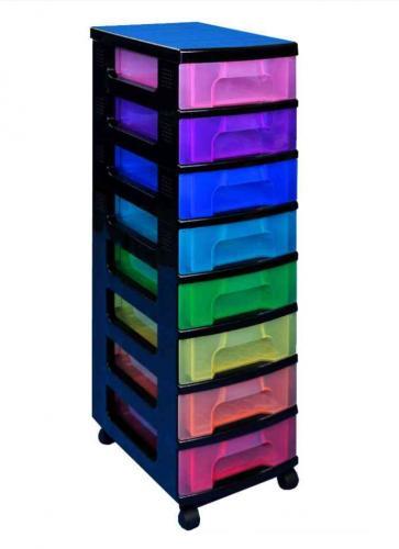 Meuble bureau for Bureau 8 tiroirs