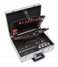 Malette outils compl te sur roulette - Caisse a outils electricien complete ...