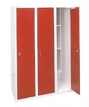 vestiaire ecole porte m tal triple paisseur section 300mm. Black Bedroom Furniture Sets. Home Design Ideas