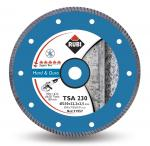 Disque diamant turbo RUBI TSA Ø125 mm PRO