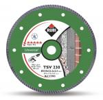 Disque diamanté turbo RUBI TSV Ø125 mm SUPERPRO