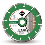 Disque diamant turbo RUBI SHR Ø300 mm SUPERPRO