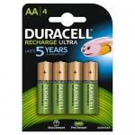 blister 4 piles rechargeable ultra aa 2400mah
