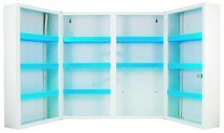 meuble armoire de rangement pharmacie premiers secours. Black Bedroom Furniture Sets. Home Design Ideas