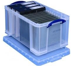 boite plastique transparente opaque avec couvercle pour rangement. Black Bedroom Furniture Sets. Home Design Ideas