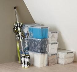 comment ranger ses v tements pour gagner de la place. Black Bedroom Furniture Sets. Home Design Ideas