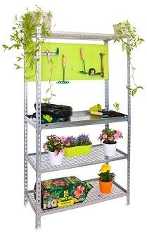etag re pour plantes tag re ext rieure tag re balcon jardin. Black Bedroom Furniture Sets. Home Design Ideas